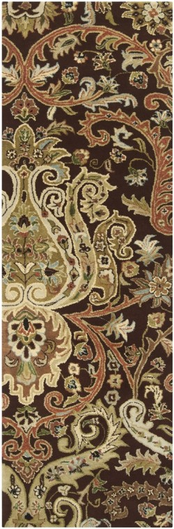 A141-268 Surya Rug Ancient Treasures Collection
