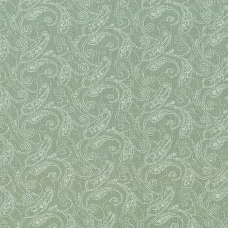 A Stitch In Time Sage Kasmir Fabric