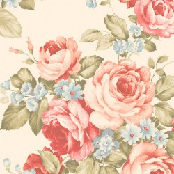 AB27614 Grand Floral Wallpaper
