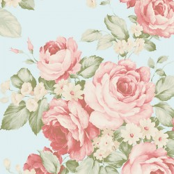 AB27615 Grand Floral Wallpaper