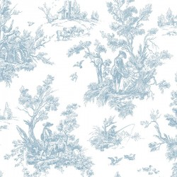 AB27656 Toile Wallpaper