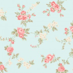 AB27659 Chic Rose Wallpaper