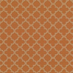 Abberley Trellis Autumn Kasmir Fabric