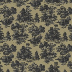 Abington Garden Nightfall Kasmir Fabric