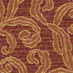 Abstract Berry Burch Fabric