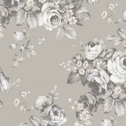 AF37701 Grand Floral Wallpaper