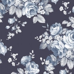 AF37703 Grand Floral Wallpaper