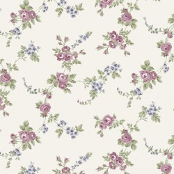 AF37707 Chic Rose Wallpaper