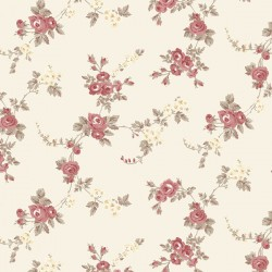 AF37708 Chic Rose Wallpaper