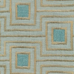 Amazed Misty Blue Kasmir Fabric