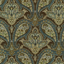 Antoinette 31 Empire Blue Fabric