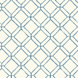 Tropics Diamond Bamboo Wallpaper | AT7043_650