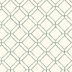 Tropics Diamond Bamboo Wallpaper | AT7044_650