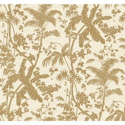 Tropics Palm Shadow Wallpaper | AT7106_650