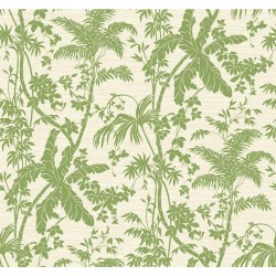 Tropics Palm Shadow Wallpaper | AT7107_650