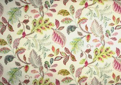 Autumn Leaves Tutti Frutti Floral Hamilton Fabric