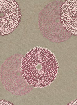 Beverly 11 Passion Flower Fabric
