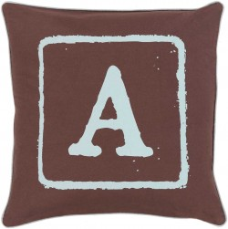 Mike Farrell The A Team Brown, Blue Pillow | BKB027-1818P