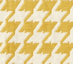 Bohemian 502 Lemon Fabric