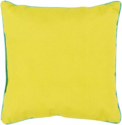 Bahari Pillow in Lime | BR006-1616