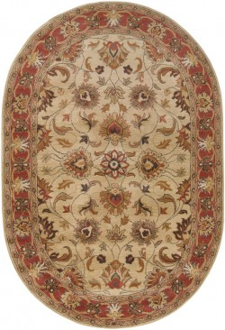 CAE1001-69OV Surya Rug | Caesar Collection