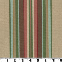 Carlton Stripe Linen Fabric