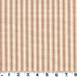 Catalina Nantucket Red Fabric