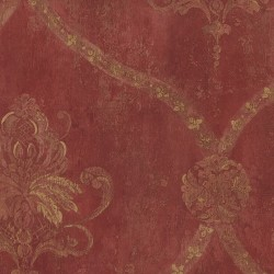 CH22565 Regal Damask Wallpaper