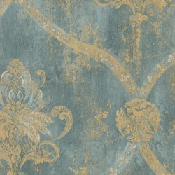 CH28248 Regal Damask Wallpaper