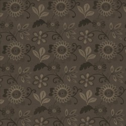 Chandra Graphite Kasmir Fabric