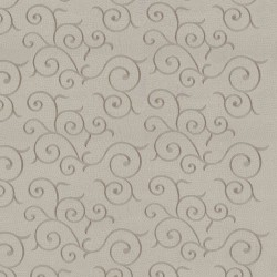Chartres Scroll Natural Kasmir Fabric