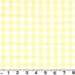 Chester Pale Yellow Fabric