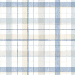 CK36629 Linen Plaid Wallpaper