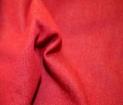 Classic Red Golding Fabric