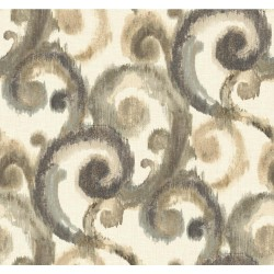 Modern Artisan Arabesque Wallpaper (CN2191_A64)