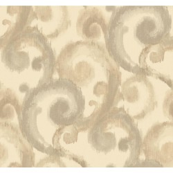 Modern Artisan Arabesque Wallpaper (CN2193_A64)