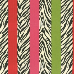 Cool Cat Stripe Tropic Kasmir Fabric