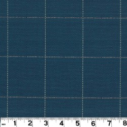 Copley Square Cobalt Fabric