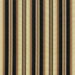 Cozumel Stripe Blackbird Kasmir Fabric