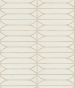 CP1237 Pavilion Cream Wallpaper