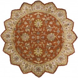 CRN6002-8STAR Surya Rug | Crowne Collection
