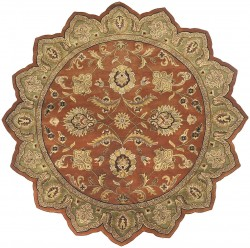 CRN6019-8STAR Surya Rug | Crowne Collection