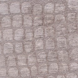 Croc Nickel Kasmir Fabric