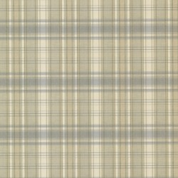 Delaney Sky Sunny Plaid Wallpaper
