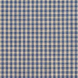 D116 Wedgewood Gingham Fabric by Charlotte Fabrics