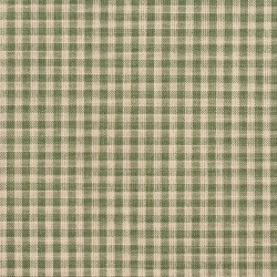 D119 Juniper Gingham Fabric by Charlotte Fabrics