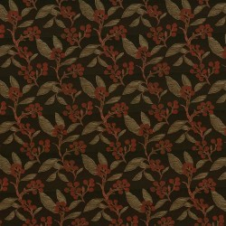Dewberry Chocolate Kasmir Fabric