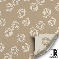 Dolphin IO Wheat Kasmir Fabric