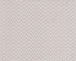 Dotted Pick Grey Tempo Fabric