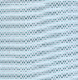 Dotted Pick Turquoise Tempo Fabric